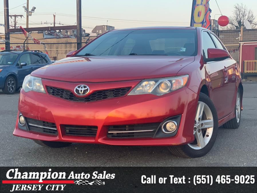 Used 2012 Toyota Camry in Jersey City, New Jersey | Champion Auto Sales. Jersey City, New Jersey