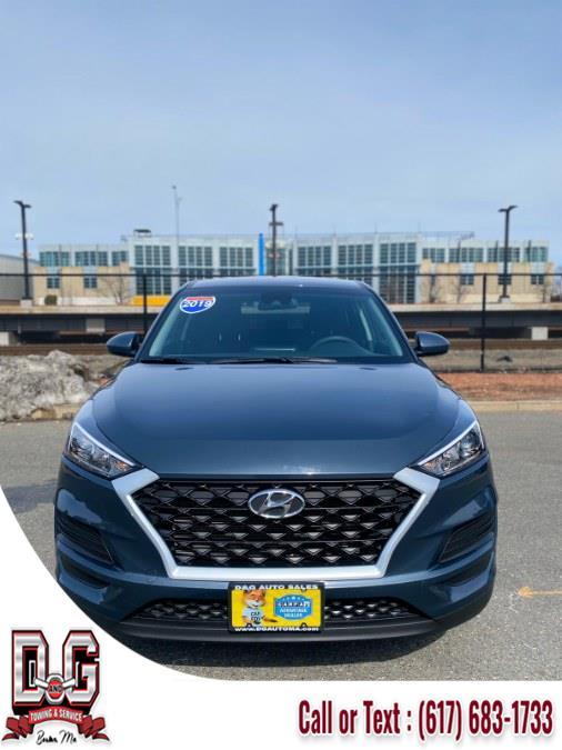 Used Hyundai Tucson SE AWD 2019 | D&G Auto. Allston,, Massachusetts