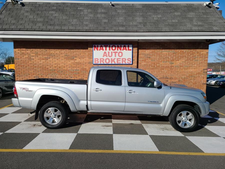 Used Toyota Tacoma 4WD Double Cab Longbed 2011 | National Auto Brokers, Inc.. Waterbury, Connecticut