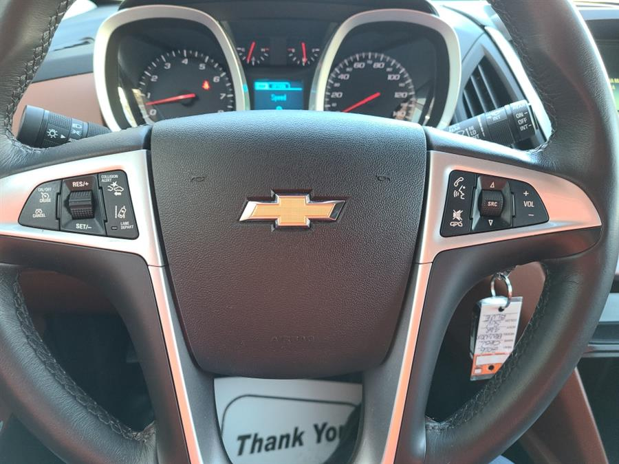 Used Chevrolet Equinox AWD 4dr LTZ 2016 | National Auto Brokers, Inc.. Waterbury, Connecticut