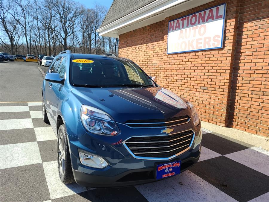 Used 2016 Chevrolet Equinox in Waterbury, Connecticut | National Auto Brokers, Inc.. Waterbury, Connecticut
