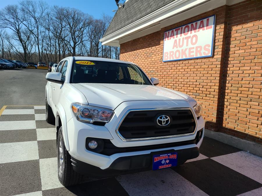 Used 2017 Toyota Tacoma in Waterbury, Connecticut | National Auto Brokers, Inc.. Waterbury, Connecticut