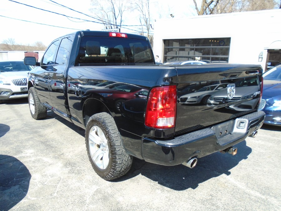 "Used Ram 1500 4WD Quad Cab 140.5"" Express 2013 