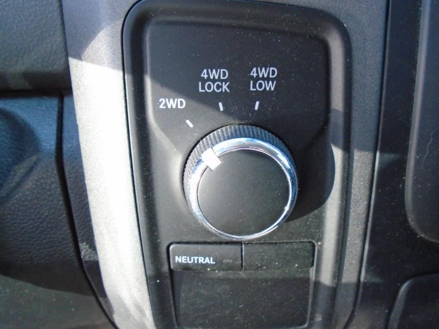 "Used Ram 1500 4WD Quad Cab 140.5"" Express 2013   Jim Juliani Motors. Waterbury, Connecticut"