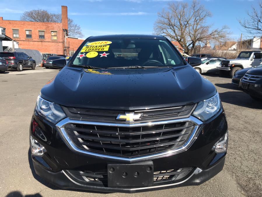 Used Chevrolet Equinox AWD 4dr LT w/2LT 2018 | Affordable Motors Inc. Bridgeport, Connecticut