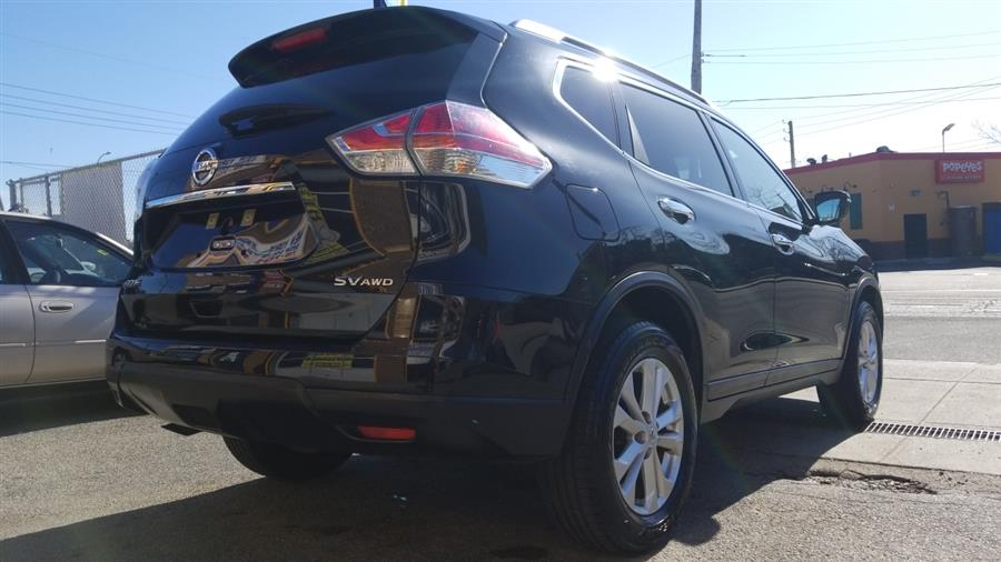 2016 Nissan Rogue AWD 4dr S photo