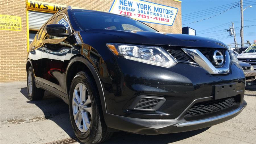 Used 2016 Nissan Rogue in Bronx, New York | New York Motors Group Solutions LLC. Bronx, New York