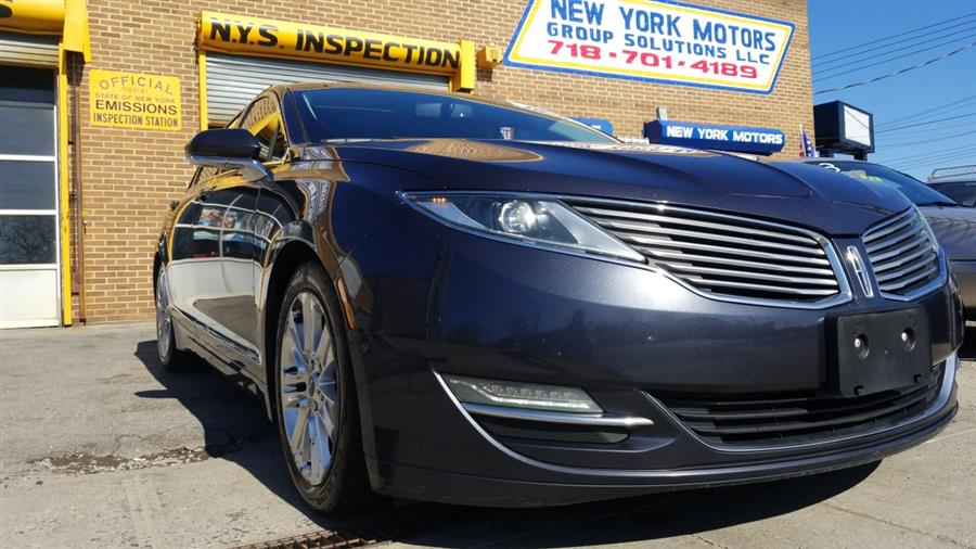 Used 2014 Lincoln MKZ in Bronx, New York | New York Motors Group Solutions LLC. Bronx, New York