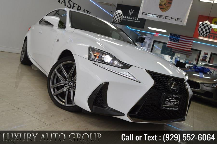 Used Lexus IS IS 300 F Sport AWD 2017 | Luxury Auto Group. Bronx, New York