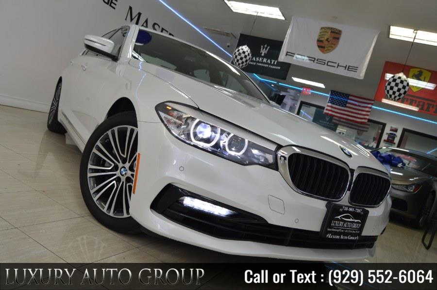 Used 2018 BMW 5 Series in Bronx, New York | Luxury Auto Group. Bronx, New York
