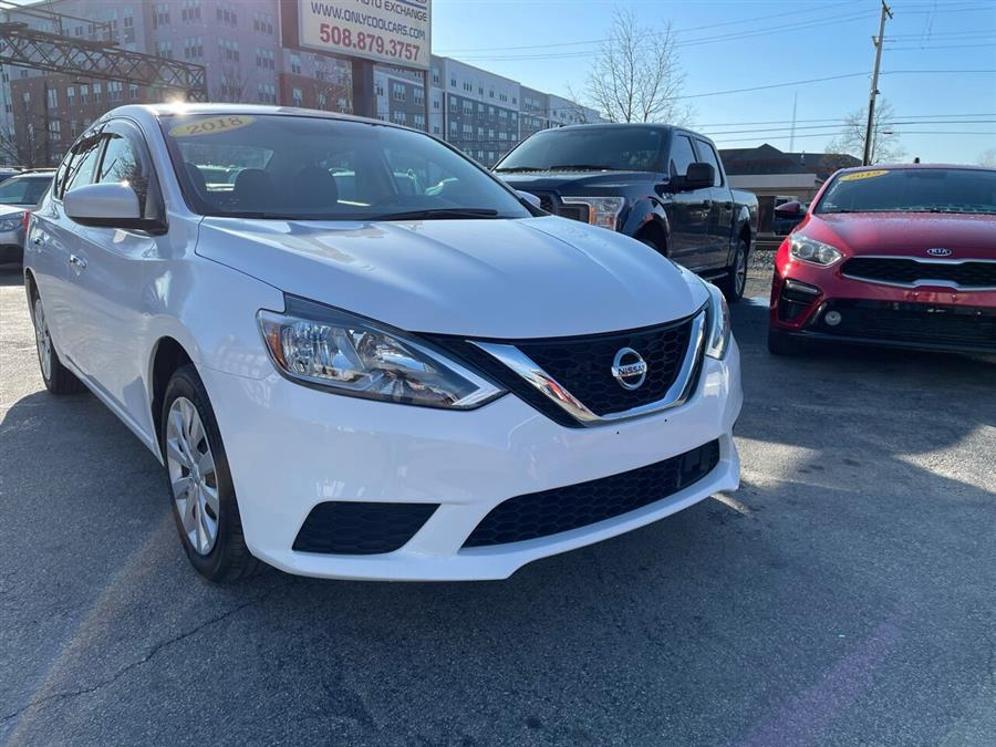Used 2018 Nissan Sentra in Framingham, Massachusetts | Mass Auto Exchange. Framingham, Massachusetts