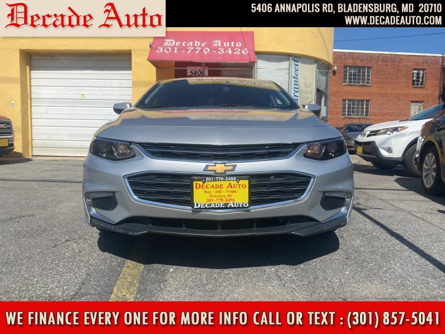 Used 2018 Chevrolet Malibu in Bladensburg, Maryland | Decade Auto. Bladensburg, Maryland