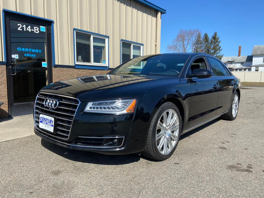 Used 2015 Audi A8 L in East Windsor, Connecticut | Century Auto And Truck. East Windsor, Connecticut