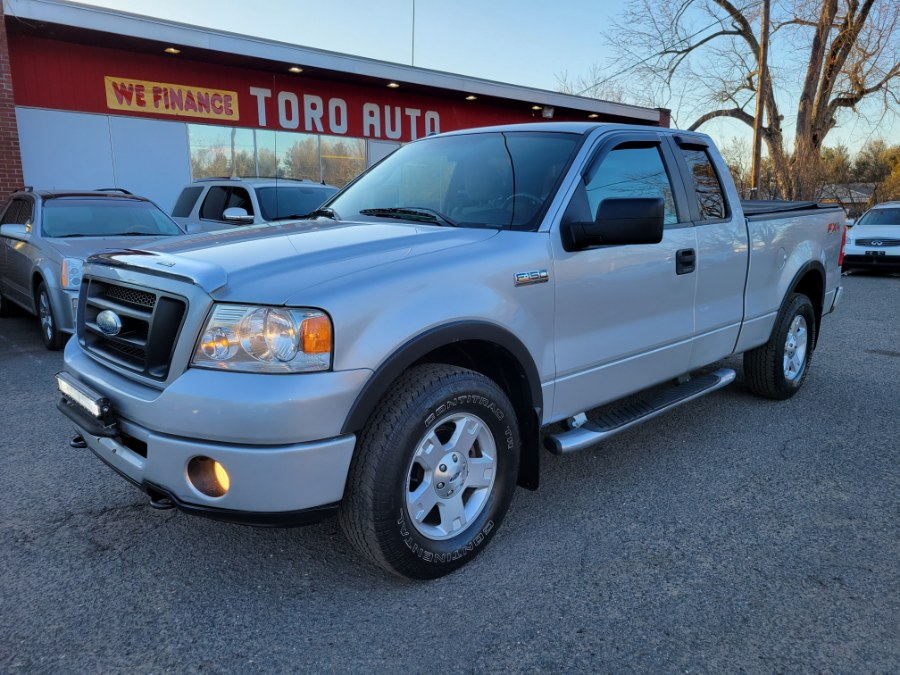 Used Ford F-150 FX4 Super Cab 4WD 5.4 V8 2008 | Toro Auto. East Windsor, Connecticut