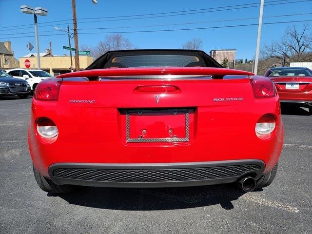 Used Pontiac Solstice Base 2007 | Luxury Motor Car Company. Cincinnati, Ohio
