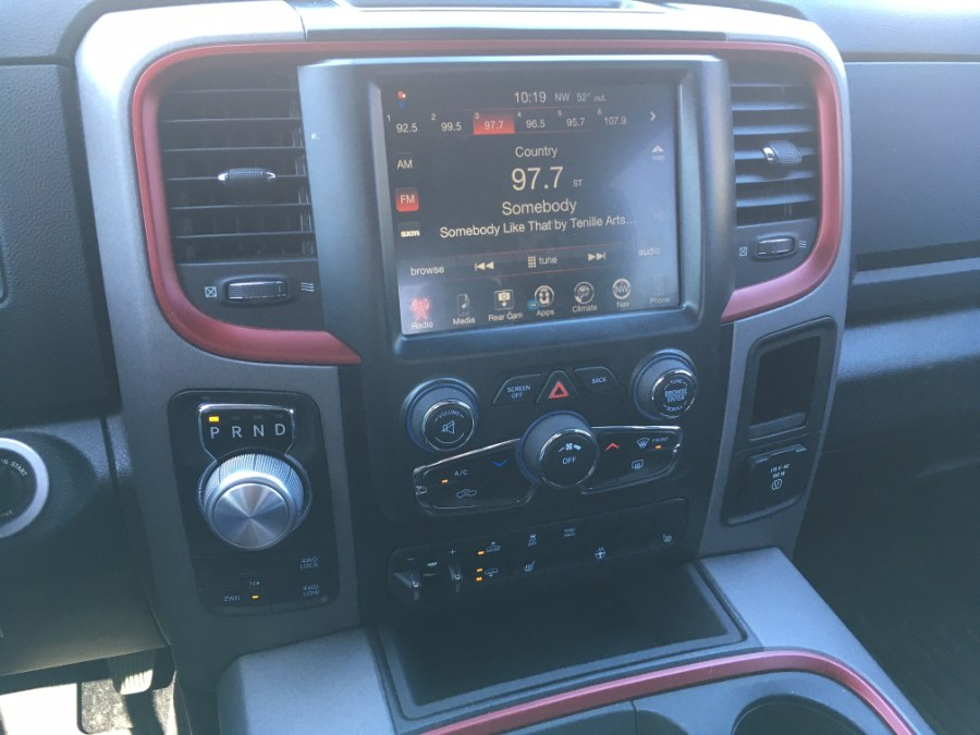 """Used Ram 1500 4WD Crew Cab 140.5"""" Rebel 2016 