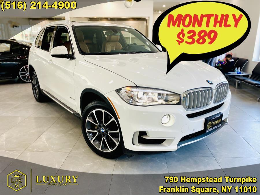Used 2017 BMW X5 in Franklin Square, New York | Luxury Motor Club. Franklin Square, New York