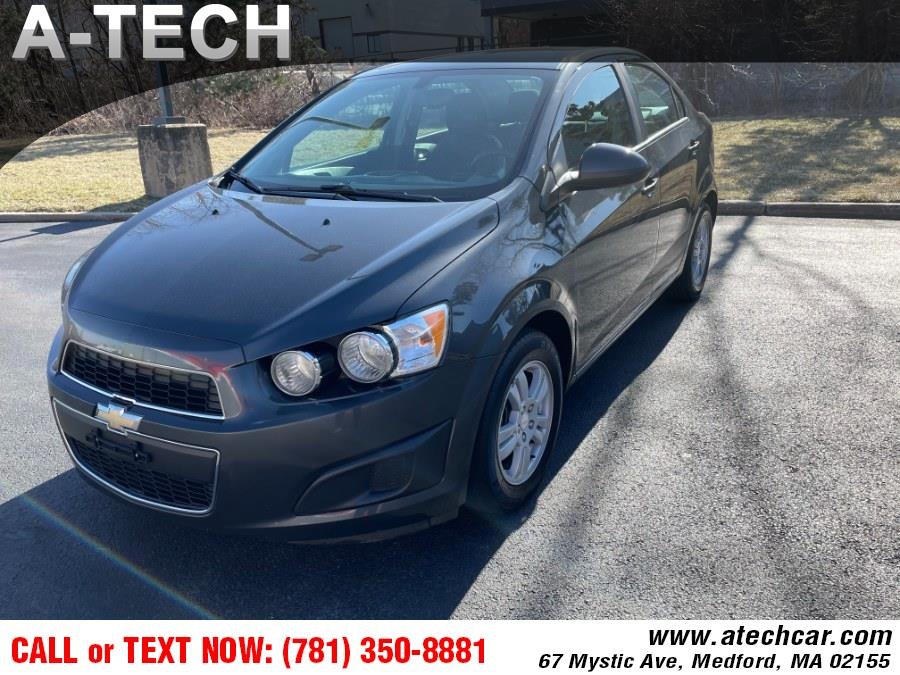 Used 2014 Chevrolet Sonic in Medford, Massachusetts | A-Tech. Medford, Massachusetts