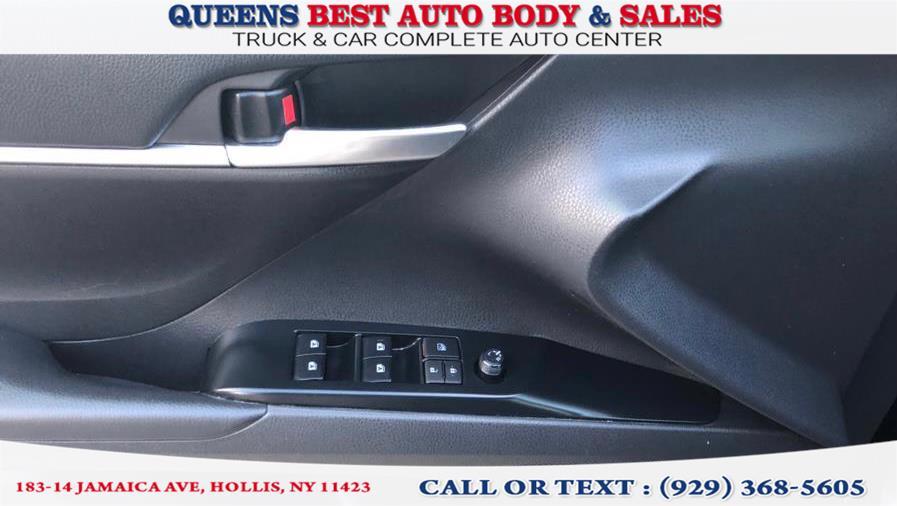 Used Toyota Camry SE Auto (Natl) 2019 | Queens Best Auto Body / Sales. Hollis, New York