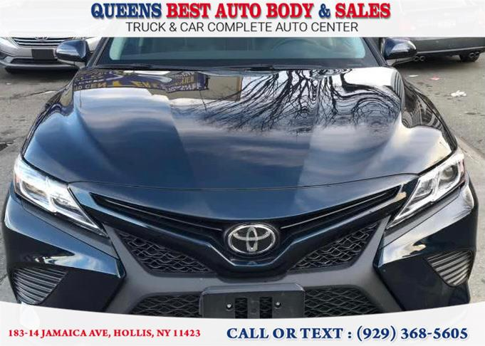 Used Toyota Camry SE Auto (Natl) 2019 | Queens Best Auto Body / Sales. Hollis, New York