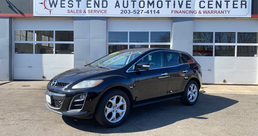 Used Mazda CX-7 AWD 4dr s Touring 2010 | West End Automotive Center. Waterbury, Connecticut