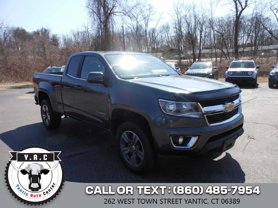 Used 2016 Chevrolet Colorado in Yantic, Connecticut | Yantic Auto Center. Yantic, Connecticut