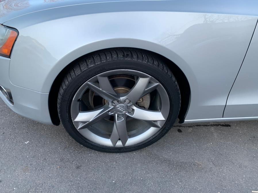 Used Audi A5 2dr Cpe Auto quattro 2.0T Premium Plus 2012   Central Auto Sales & Service. New Britain, Connecticut
