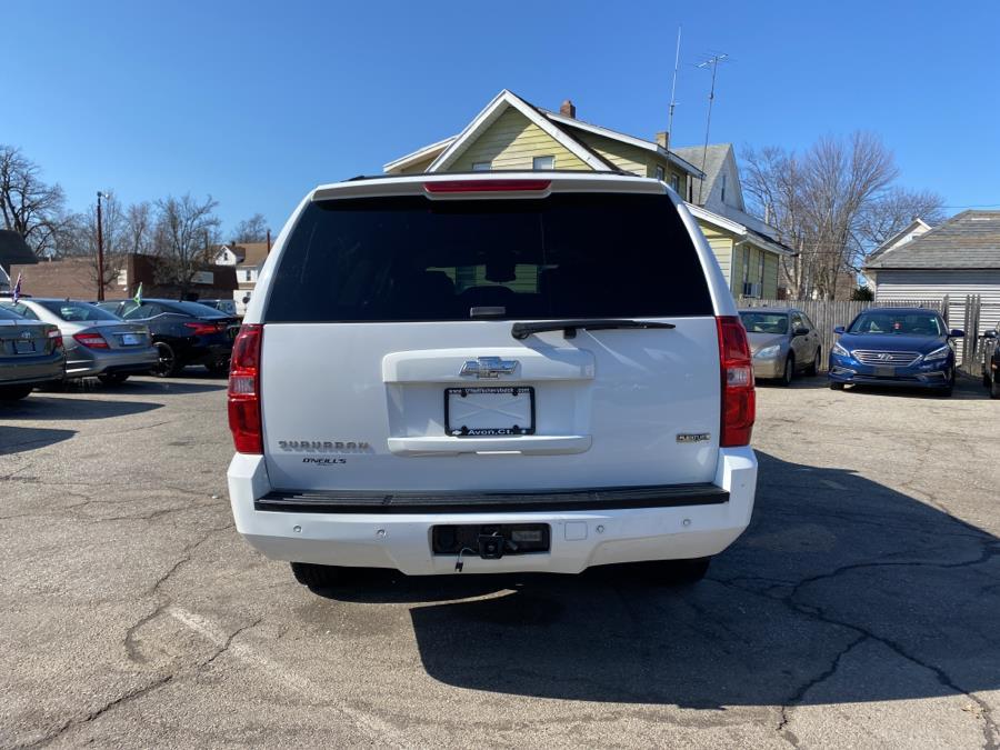 Used Chevrolet Suburban 4WD 4dr 1500 LT w/2LT 2009   Absolute Motors Inc. Springfield, Massachusetts