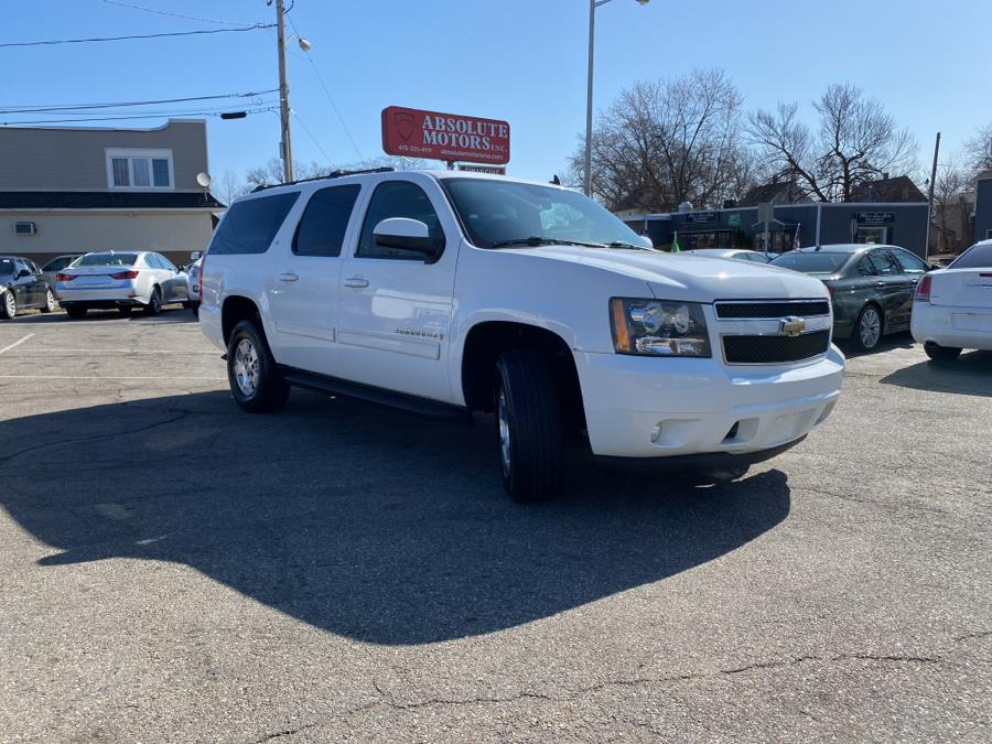 Used Chevrolet Suburban 4WD 4dr 1500 LT w/2LT 2009 | Absolute Motors Inc. Springfield, Massachusetts