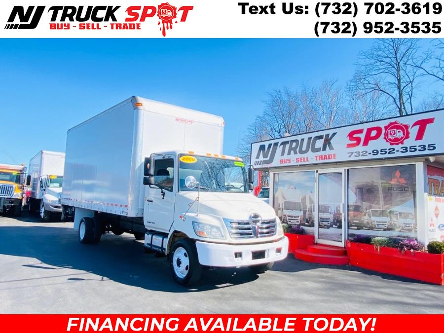 Used 2009 HINO 185 in South Amboy, New Jersey   NJ Truck Spot. South Amboy, New Jersey