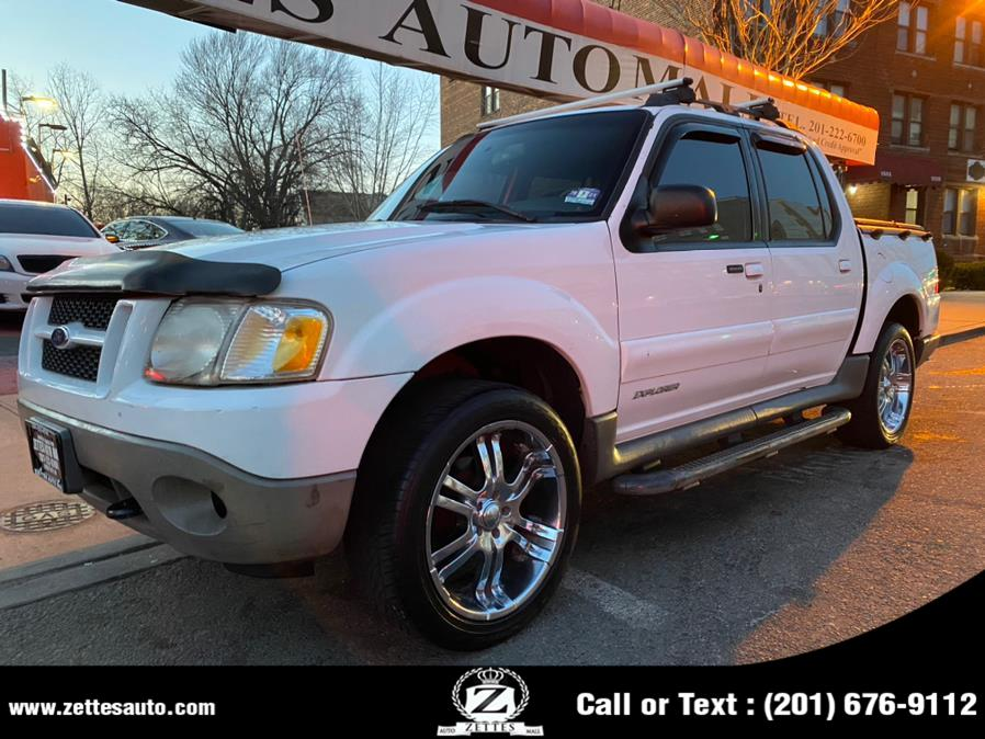 Used 2001 Ford Explorer Sport Trac in Jersey City, New Jersey | Zettes Auto Mall. Jersey City, New Jersey