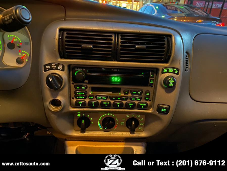 """Used Ford Explorer Sport Trac 4dr 126"""" WB 4WD 2001   Zettes Auto Mall. Jersey City, New Jersey"""