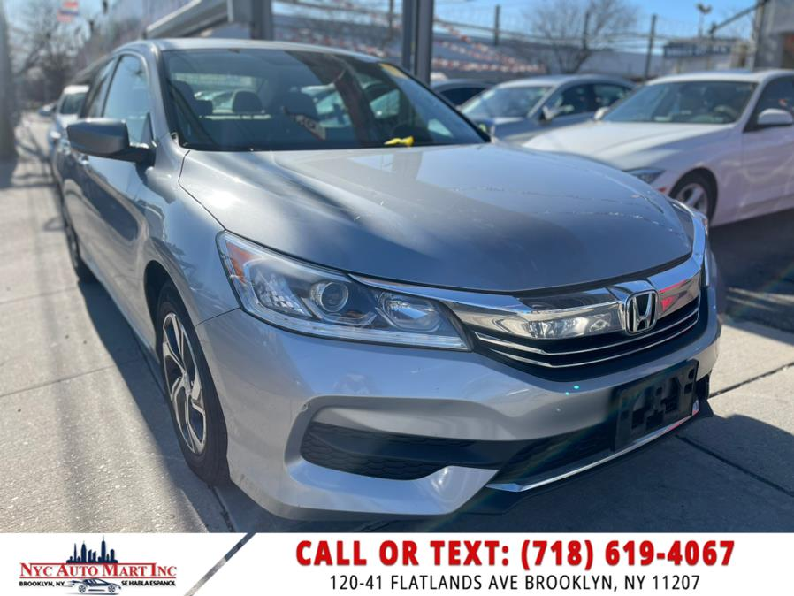 Used 2017 Honda Accord Sedan in Brooklyn, New York | NYC Automart Inc. Brooklyn, New York