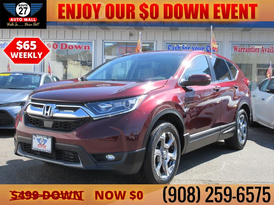 Used 2017 Honda CR-V in Linden, New Jersey | Route 27 Auto Mall. Linden, New Jersey
