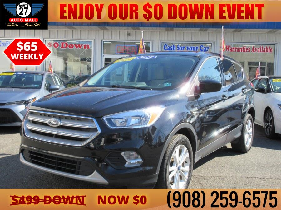 Used 2019 Ford Escape in Linden, New Jersey | Route 27 Auto Mall. Linden, New Jersey