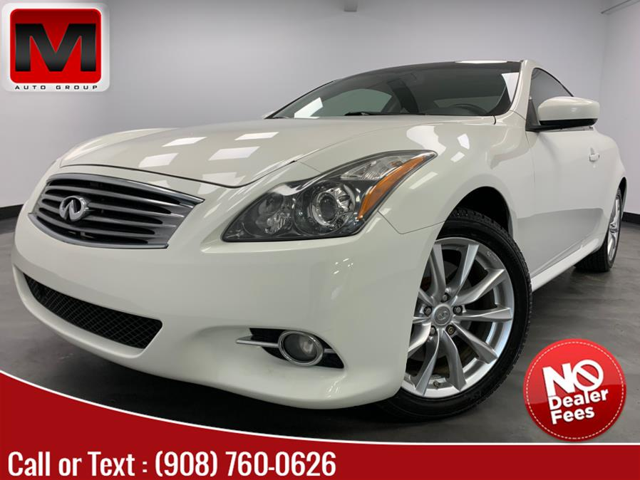 Used 2011 Infiniti G37 Coupe in Elizabeth, New Jersey | M Auto Group. Elizabeth, New Jersey