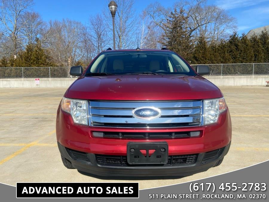 Used Ford Edge 4dr SE FWD 2008 | Advanced Auto Sales. Rockland, Massachusetts