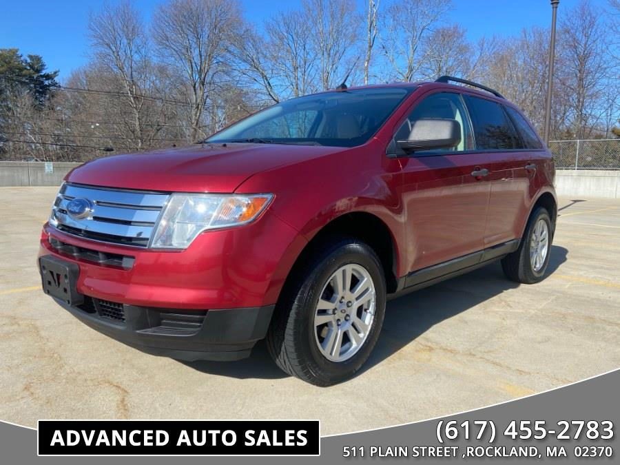 Used 2008 Ford Edge in Rockland, Massachusetts | Advanced Auto Sales. Rockland, Massachusetts