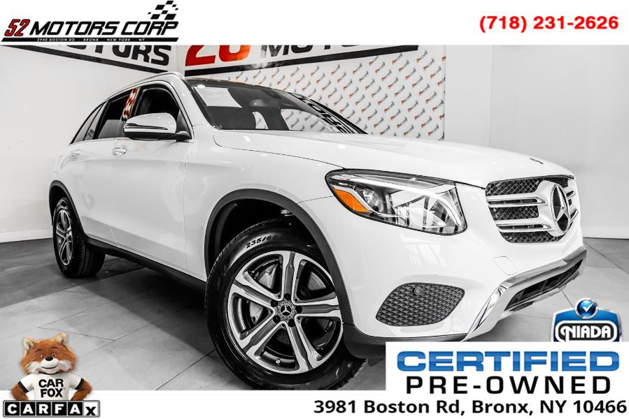 New 2019 Mercedes-Benz GLC in Woodside, New York | 52Motors Corp. Woodside, New York