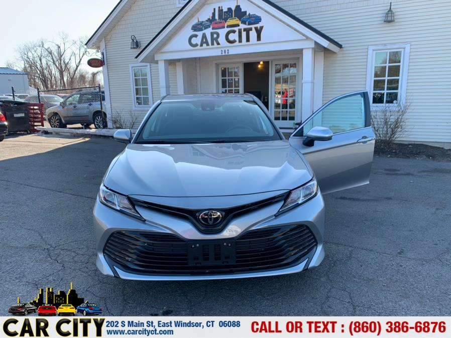 Used Toyota Camry LE Auto (Natl) 2019 | Car City LLC. East Windsor, Connecticut