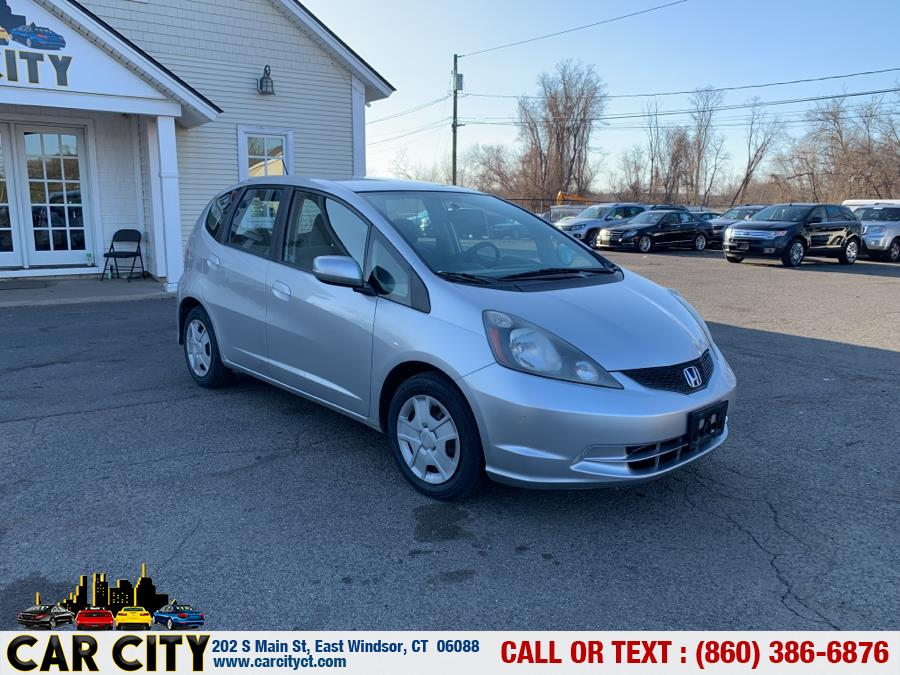 2012 Honda Fit 5dr HB Auto, available for sale in East Windsor, CT