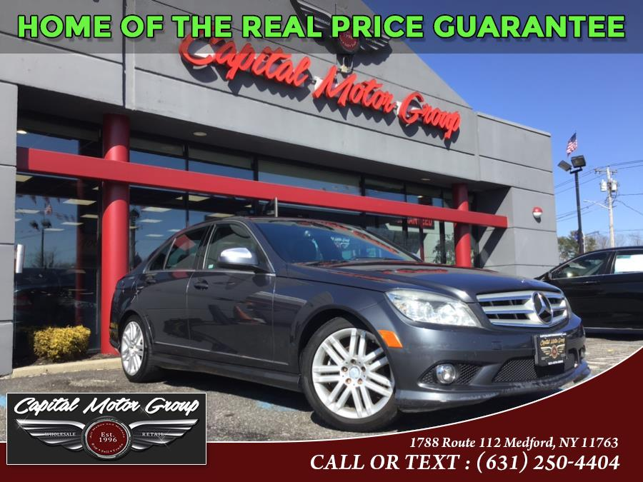 Used Mercedes-Benz C-Class 4dr Sdn 3.0L Sport RWD 2009 | Capital Motor Group Inc. Medford, New York