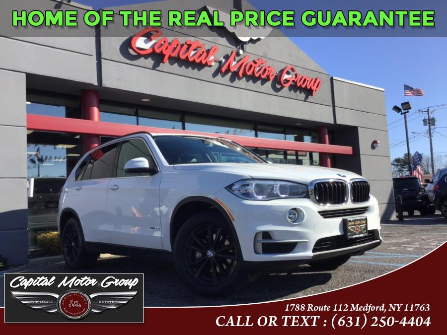 Used BMW X5 AWD 4dr xDrive35i 2015 | Capital Motor Group Inc. Medford, New York