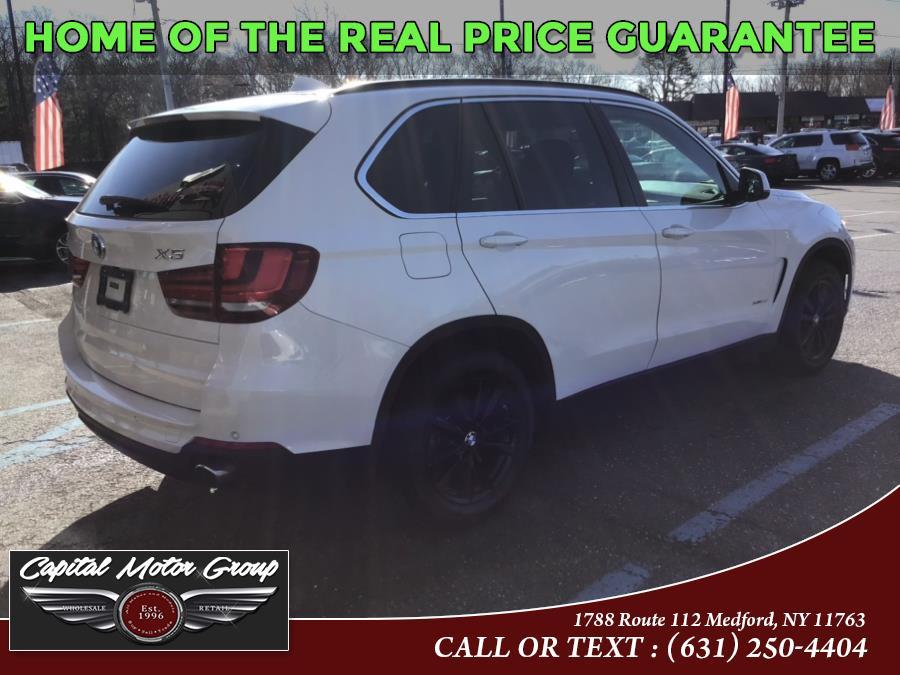 Used BMW X5 AWD 4dr xDrive35i 2015   Capital Motor Group Inc. Medford, New York
