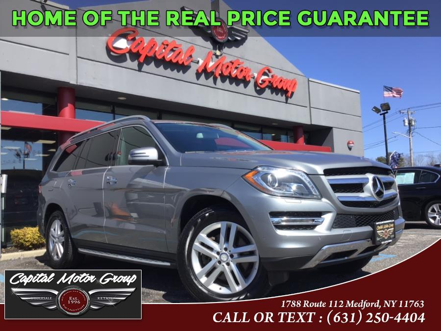 Used Mercedes-Benz GL-Class 4MATIC 4dr GL450 2014 | Capital Motor Group Inc. Medford, New York