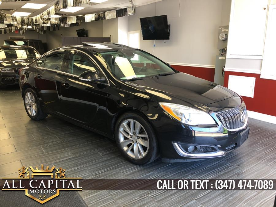 Used 2014 Buick Regal in Brooklyn, New York | All Capital Motors. Brooklyn, New York