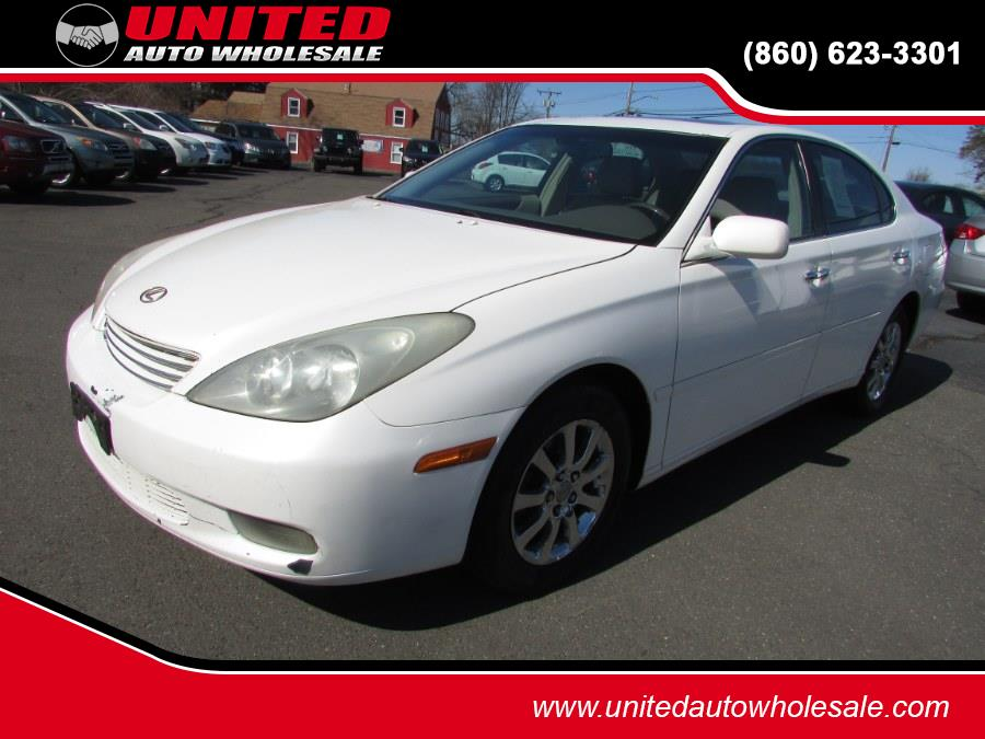Used 2004 Lexus ES 330 in East Windsor, Connecticut | United Auto Sales of E Windsor, Inc. East Windsor, Connecticut