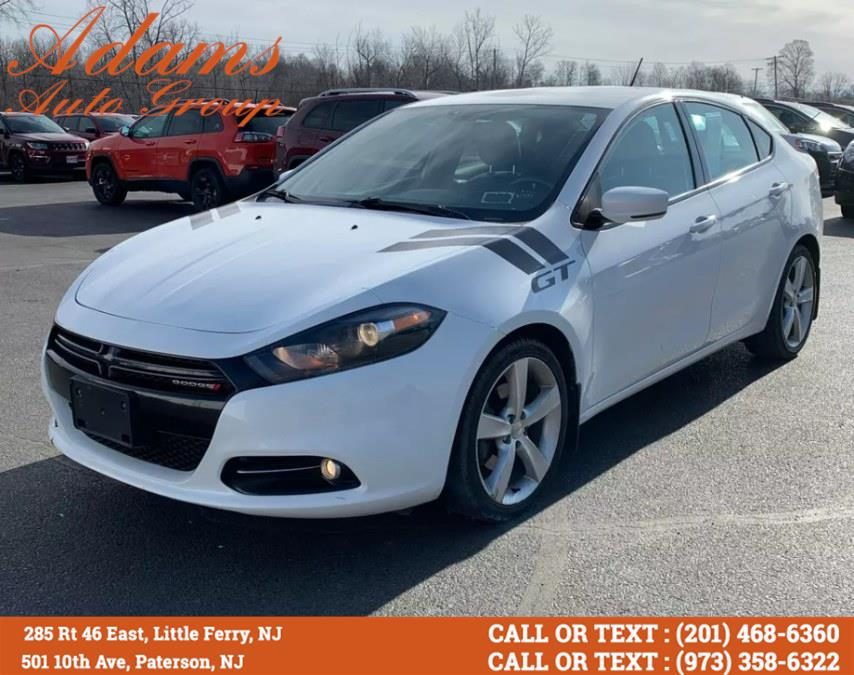 Used 2014 Dodge Dart in Little Ferry , New Jersey | Adams Auto Group . Little Ferry , New Jersey