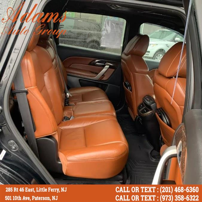 Used Acura MDX AWD 4dr Advance/Entertainment Pkg 2011 | Adams Auto Group . Little Ferry , New Jersey