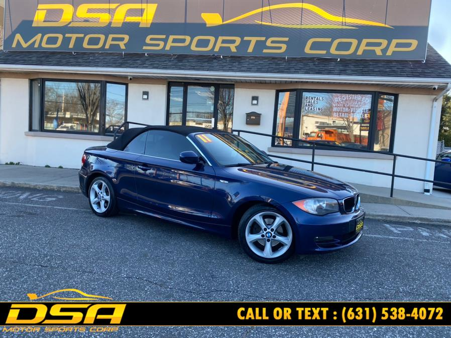 Used 2011 BMW 1 Series in Commack, New York | DSA Motor Sports Corp. Commack, New York